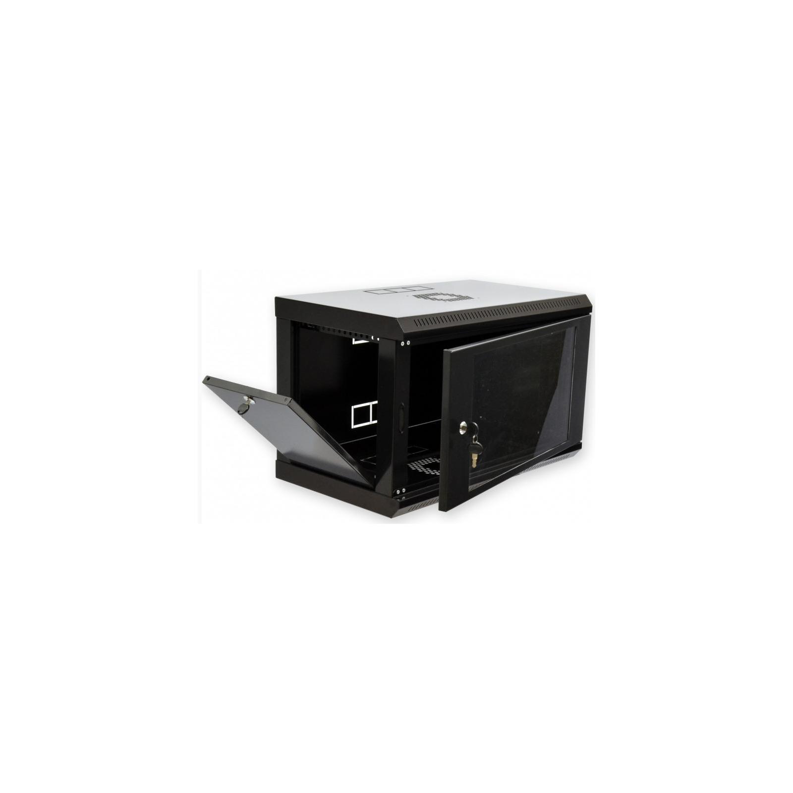 Шкаф настенный CMS 6U 600*350*373mm (UA-MGSWL635B) изображение 7