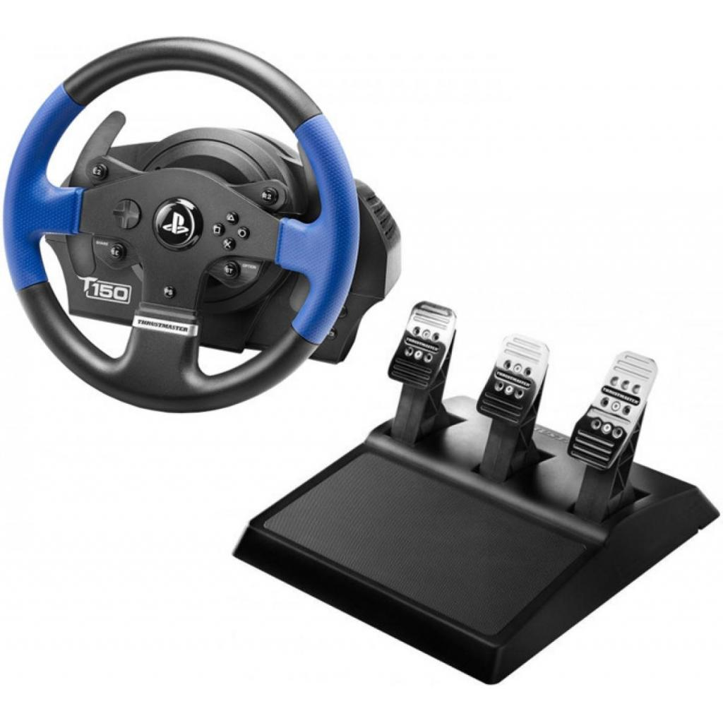 Руль ThrustMaster PC/PS4 T150 RS PRO Official PS4 licensed (4160696) изображение 4