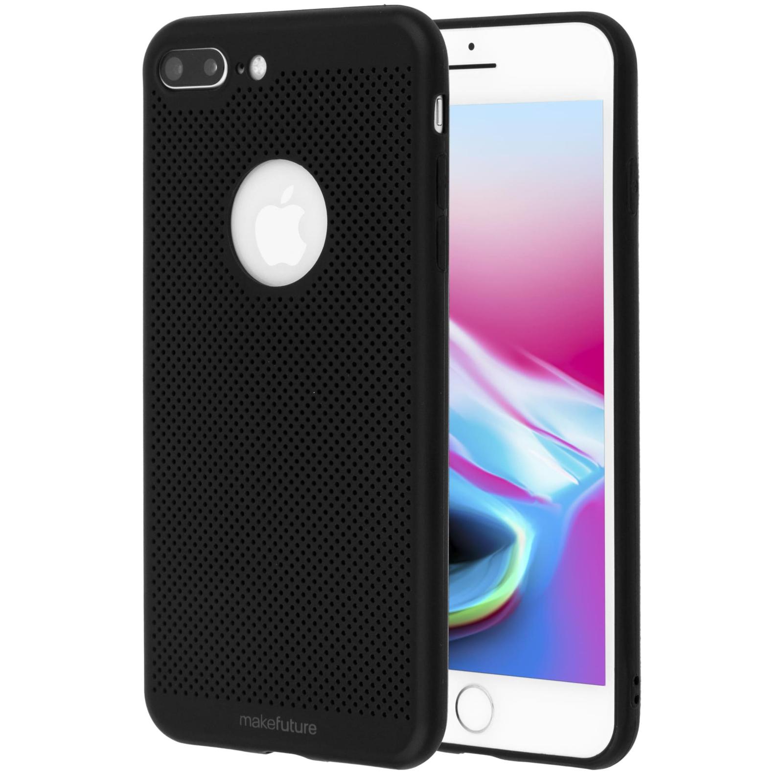 Чехол для моб. телефона MakeFuture Moon Case (TPU) для Apple iPhone 8 Plus Black (MCM-AI8PBK) изображение 2
