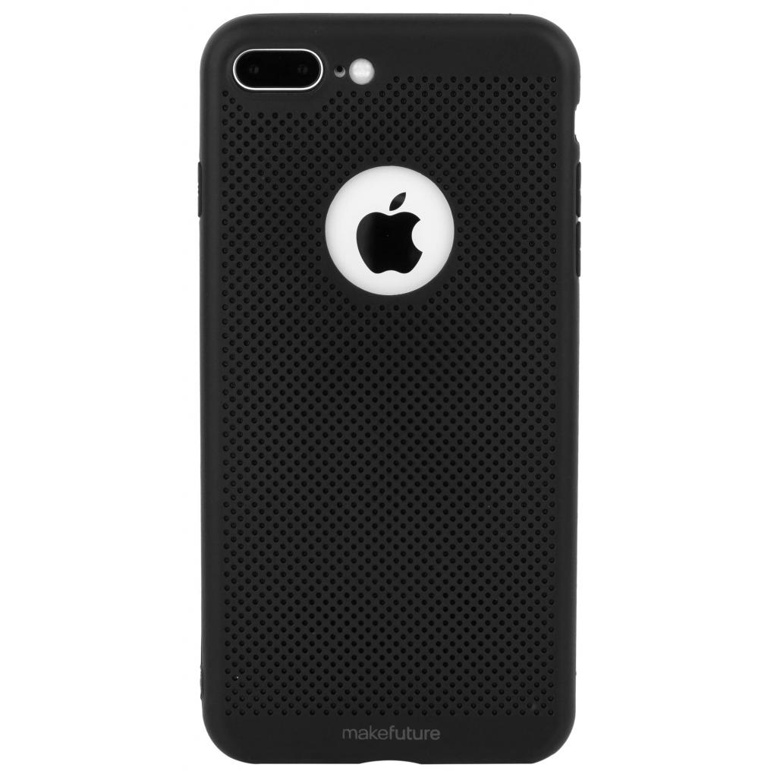 Чехол для моб. телефона MakeFuture Moon Case (TPU) для Apple iPhone 8 Plus Black (MCM-AI8PBK)