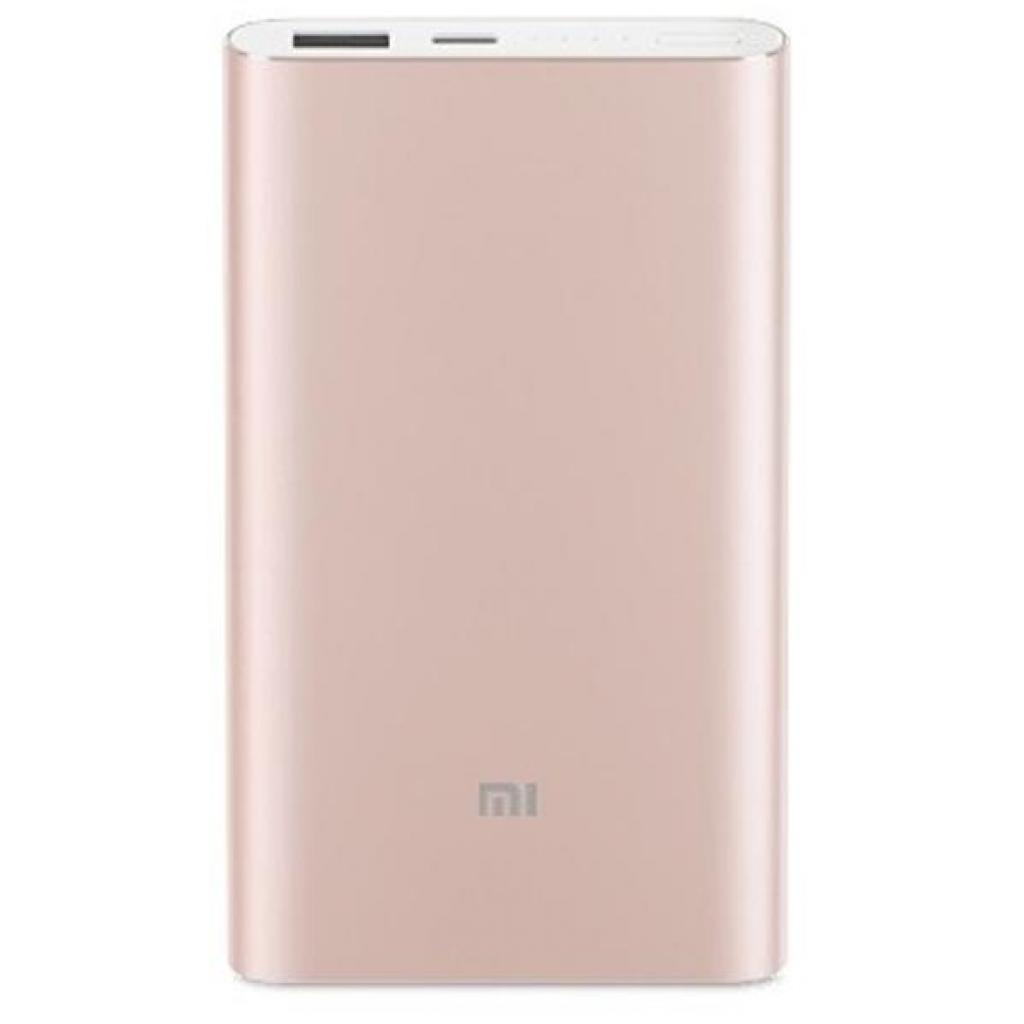 Батарея универсальная Xiaomi Mi Power bank Pro 10000mAh Type-C QC3.0 Gold (VXN4195US)
