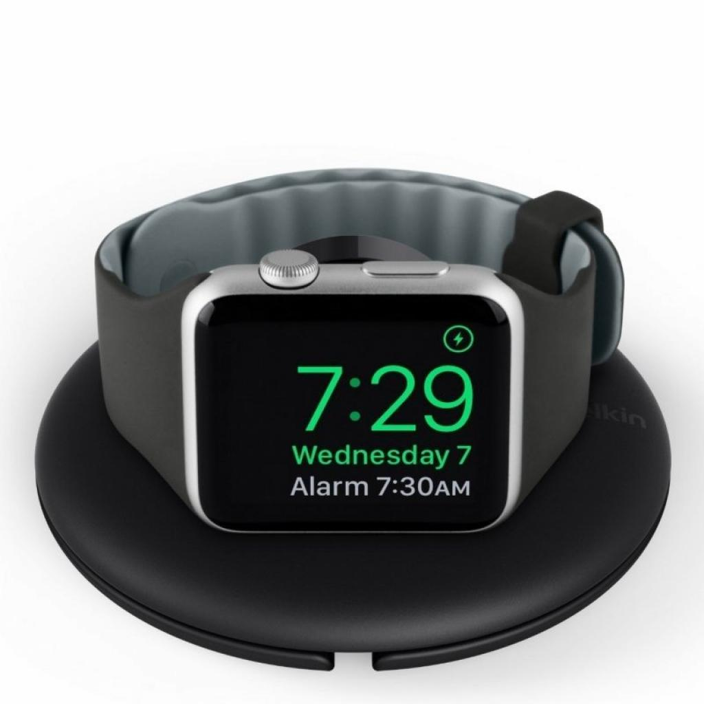 Док-станция Belkin TRAVEL STAND FOR APPLE WATCH (F8J218bt) изображение 1