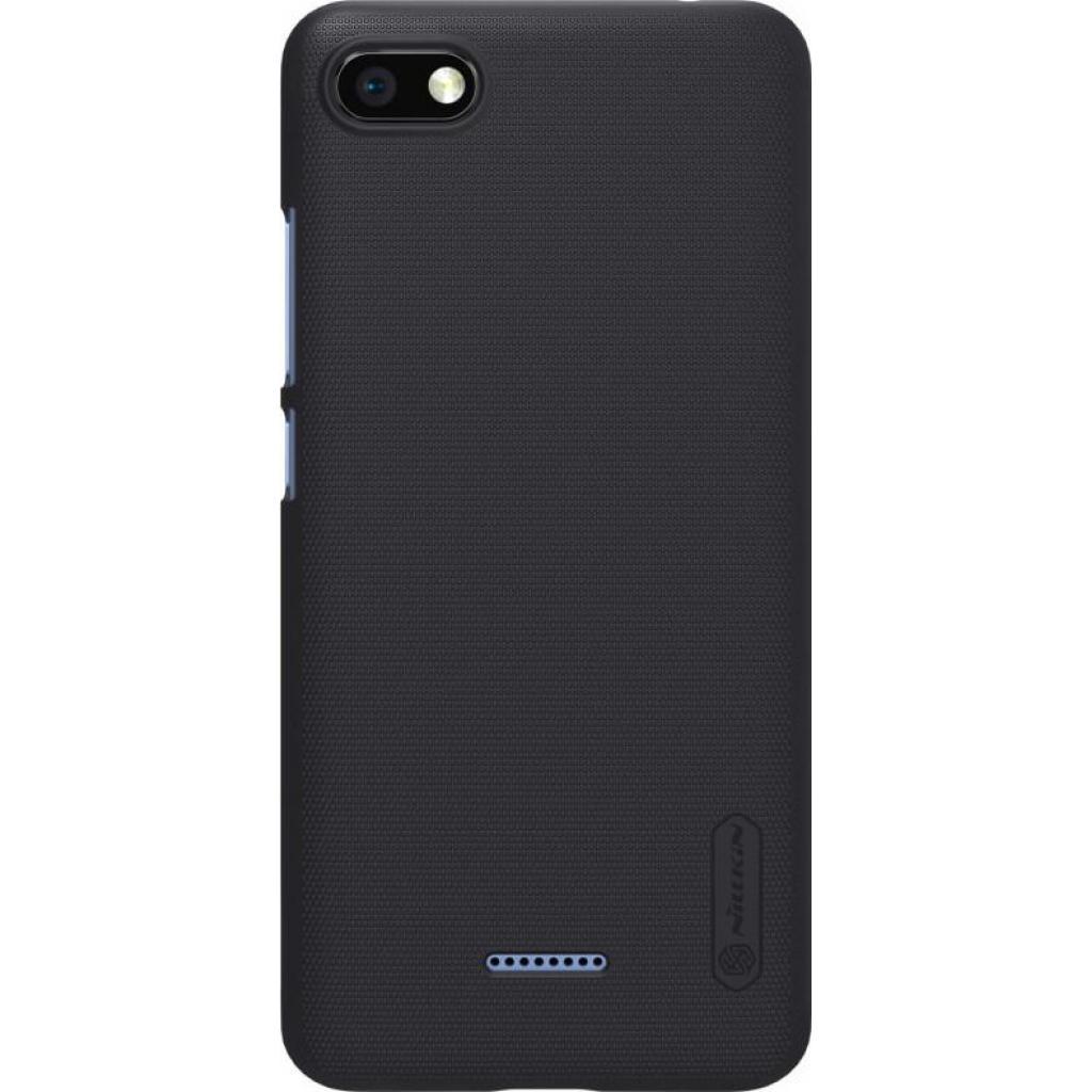 Чехол для моб. телефона NILLKIN Xiaomi Redmi 6A PC Black (391392)