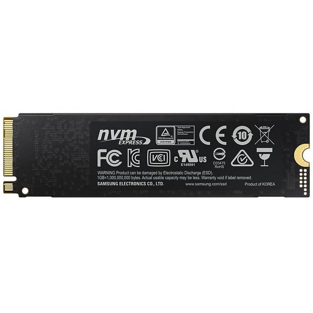 Накопитель SSD M.2 2280 2TB Samsung (MZ-V7E2T0BW) изображение 2