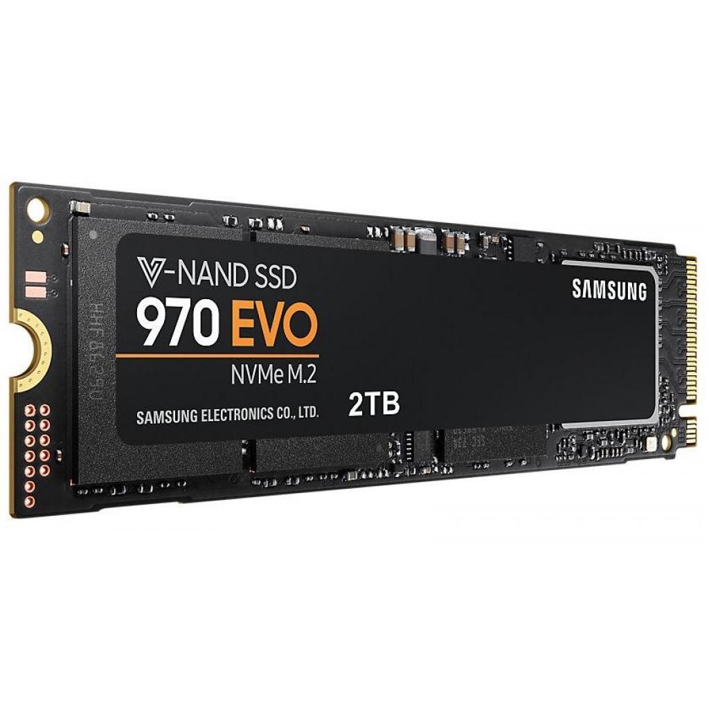 Накопитель SSD M.2 2280 2TB Samsung (MZ-V7E2T0BW) изображение 4