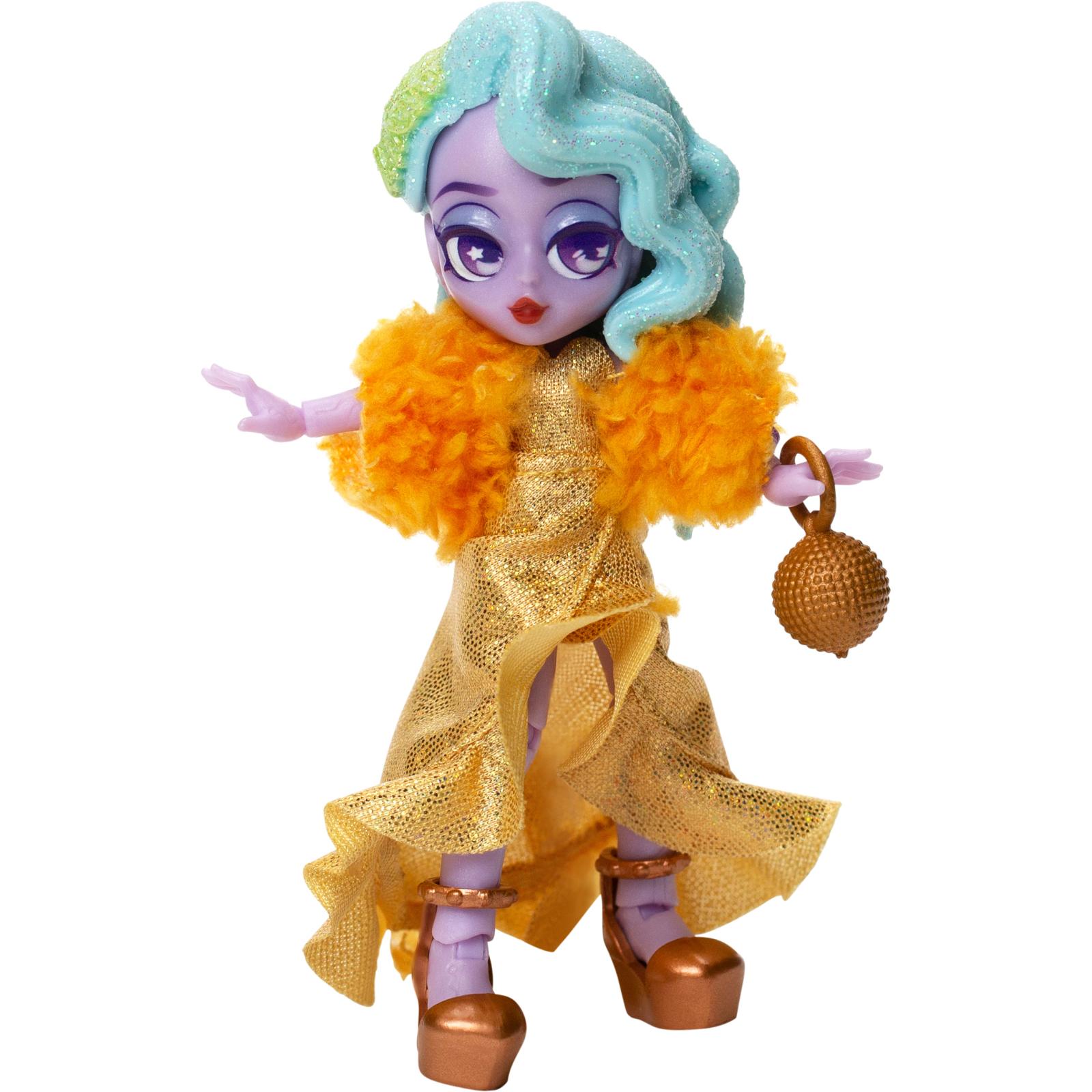 Игровой набор Moose сюрприз Capsule Chix Giga Glam с куклой (59201) изображение 4