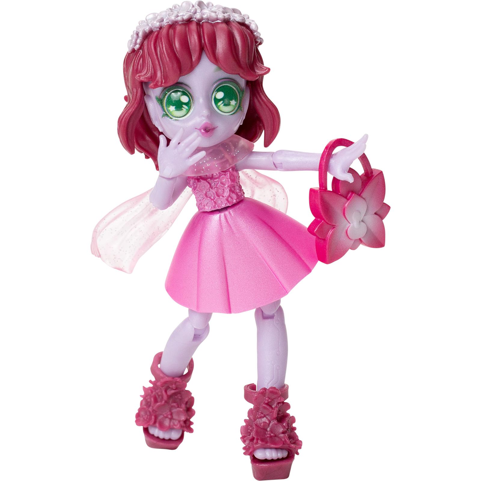 Игровой набор Moose сюрприз Capsule Chix Giga Glam с куклой (59201) изображение 6