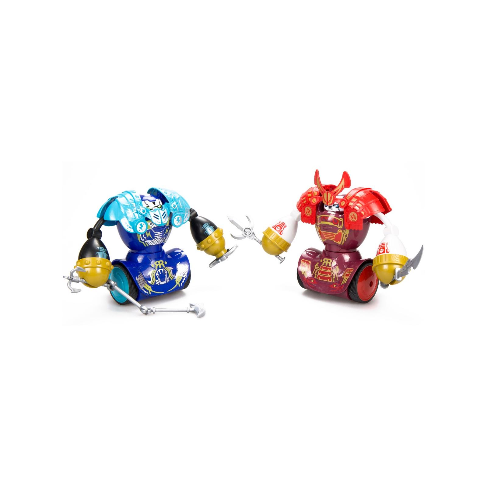 Интерактивная игрушка Silverlit Роботы-самураи (88056)