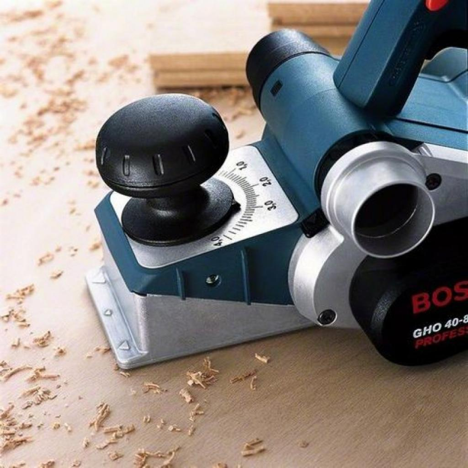 Электрорубанок Bosch GHO 40-82 C Professional (0.601.59A.760) изображение 11