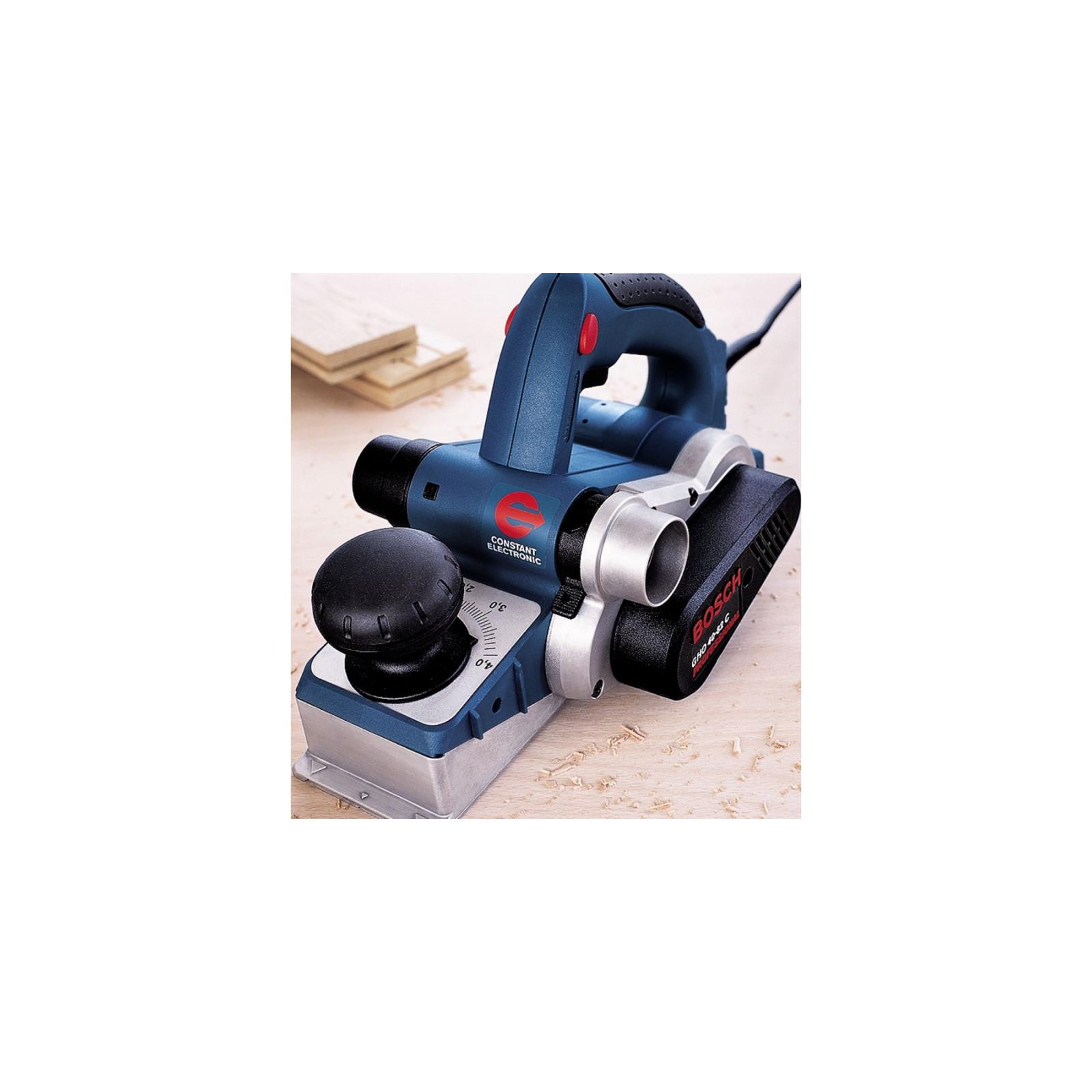 Электрорубанок Bosch GHO 40-82 C Professional (0.601.59A.760) изображение 8