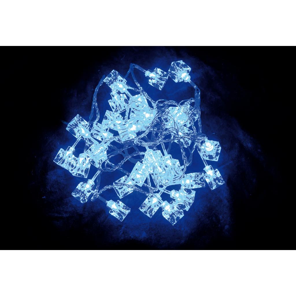 Гирлянда YES! Fun светодиодная Льдинка 30 ламп, голубая, 3м (800723) изображение 2