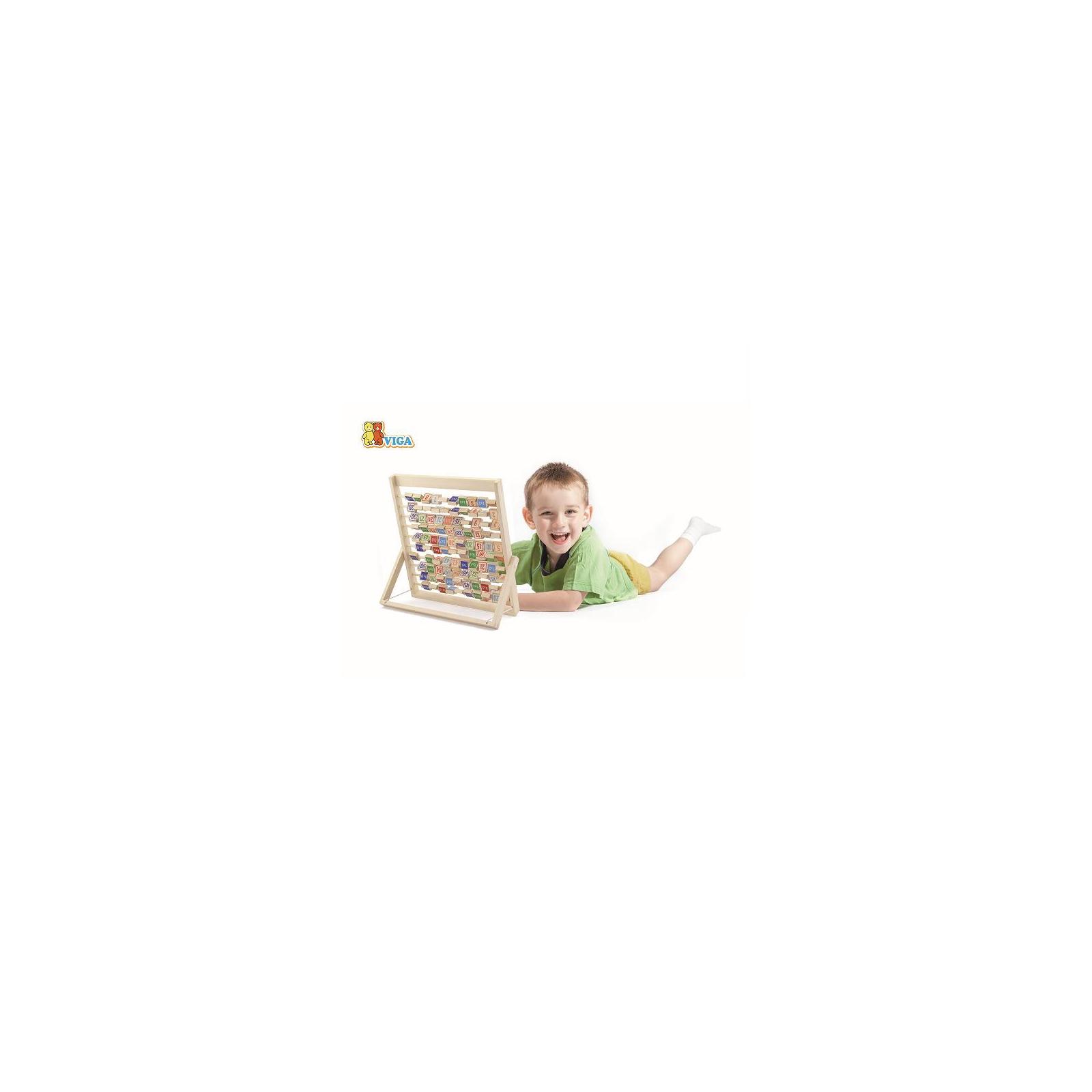 Обучающий набор Viga Toys Изучаем умножение (50036) изображение 3