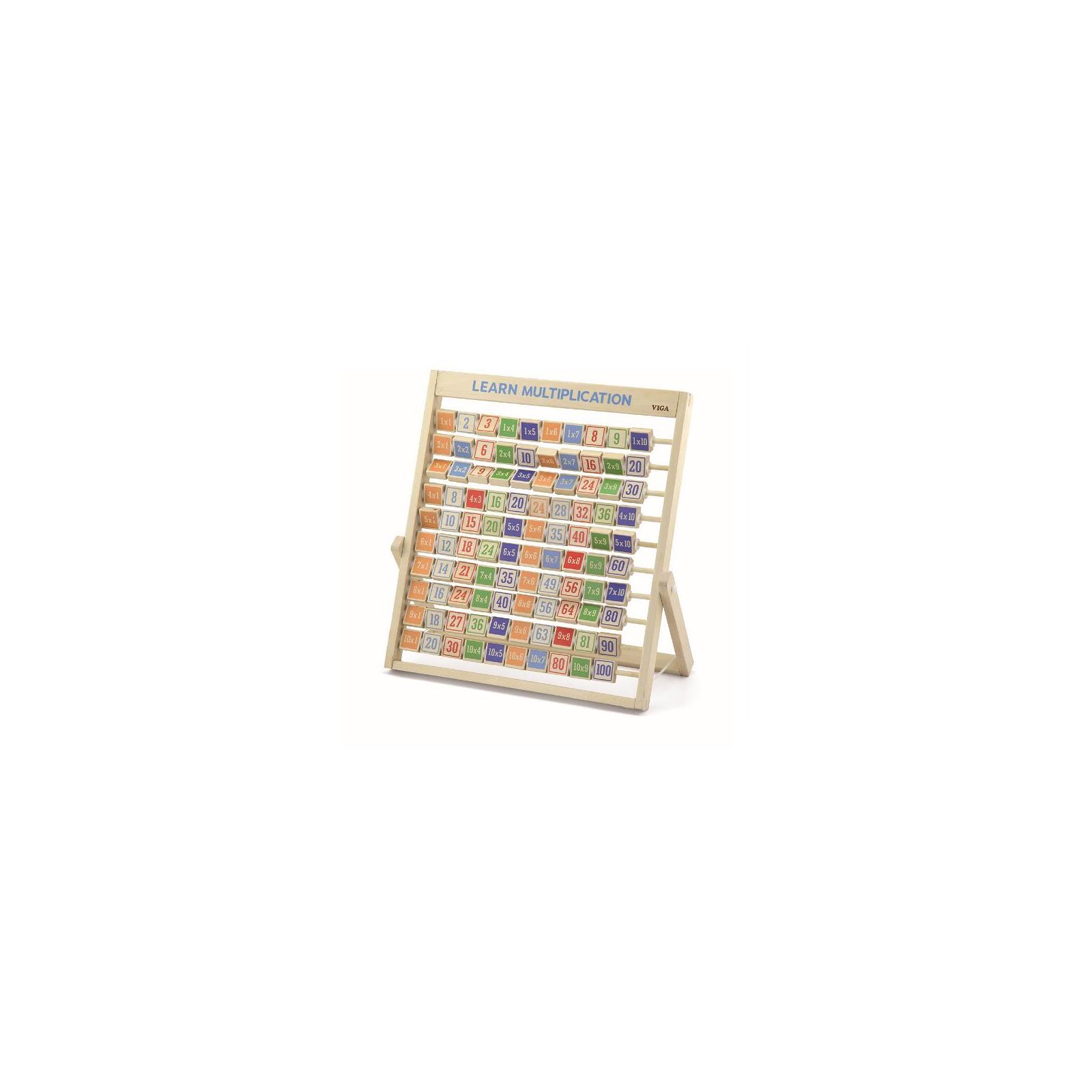 Обучающий набор Viga Toys Изучаем умножение (50036)