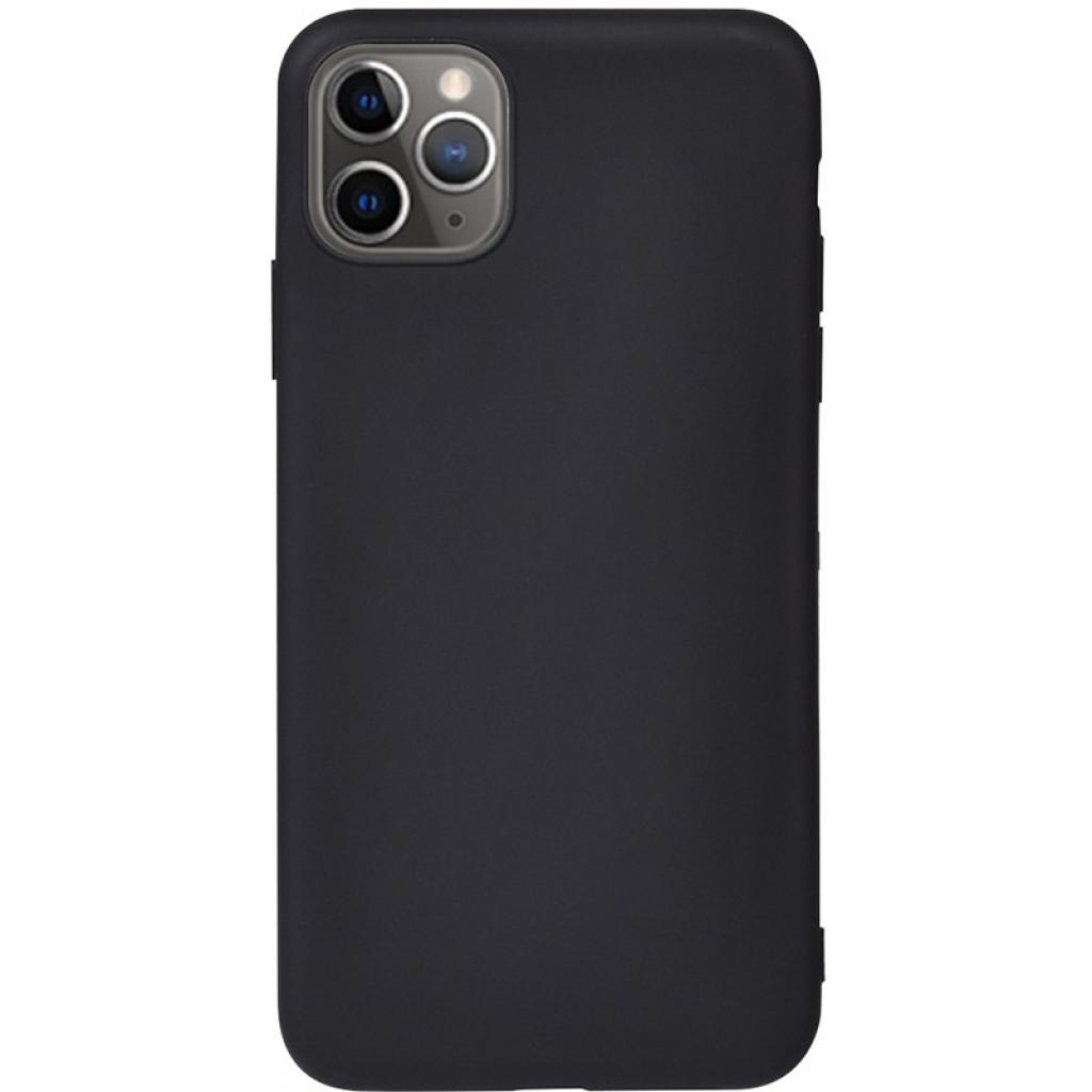 Чехол для моб. телефона Toto 1mm Matt TPU Case Apple iPhone 11 Pro Black (F_102352)