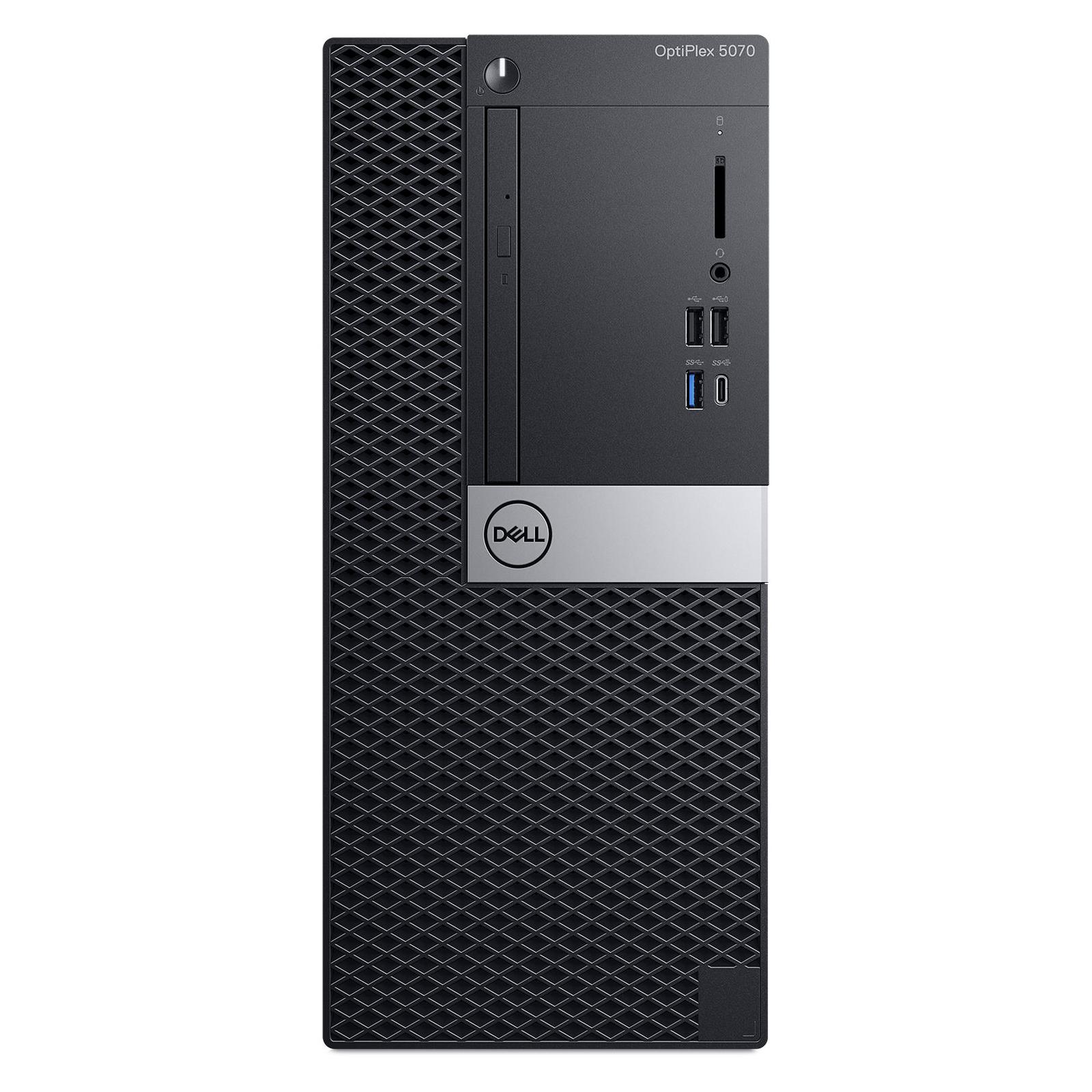 Компьютер Dell Optiplex 5070 MT / i5-9500 (N007O5070MT_P) изображение 2