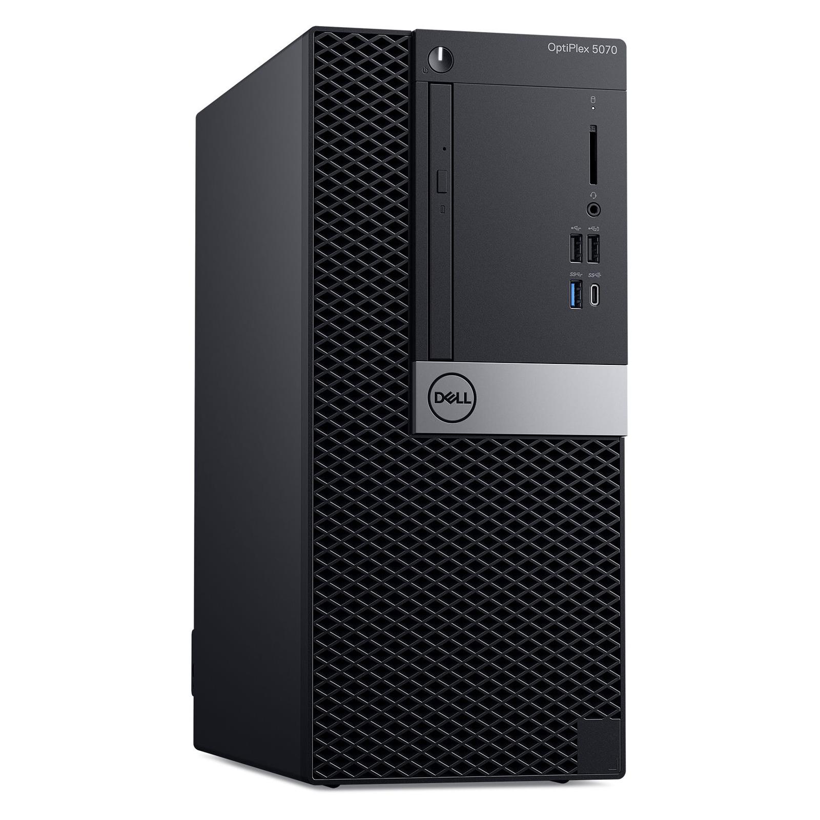 Компьютер Dell Optiplex 5070 MT / i5-9500 (N007O5070MT_P) изображение 3