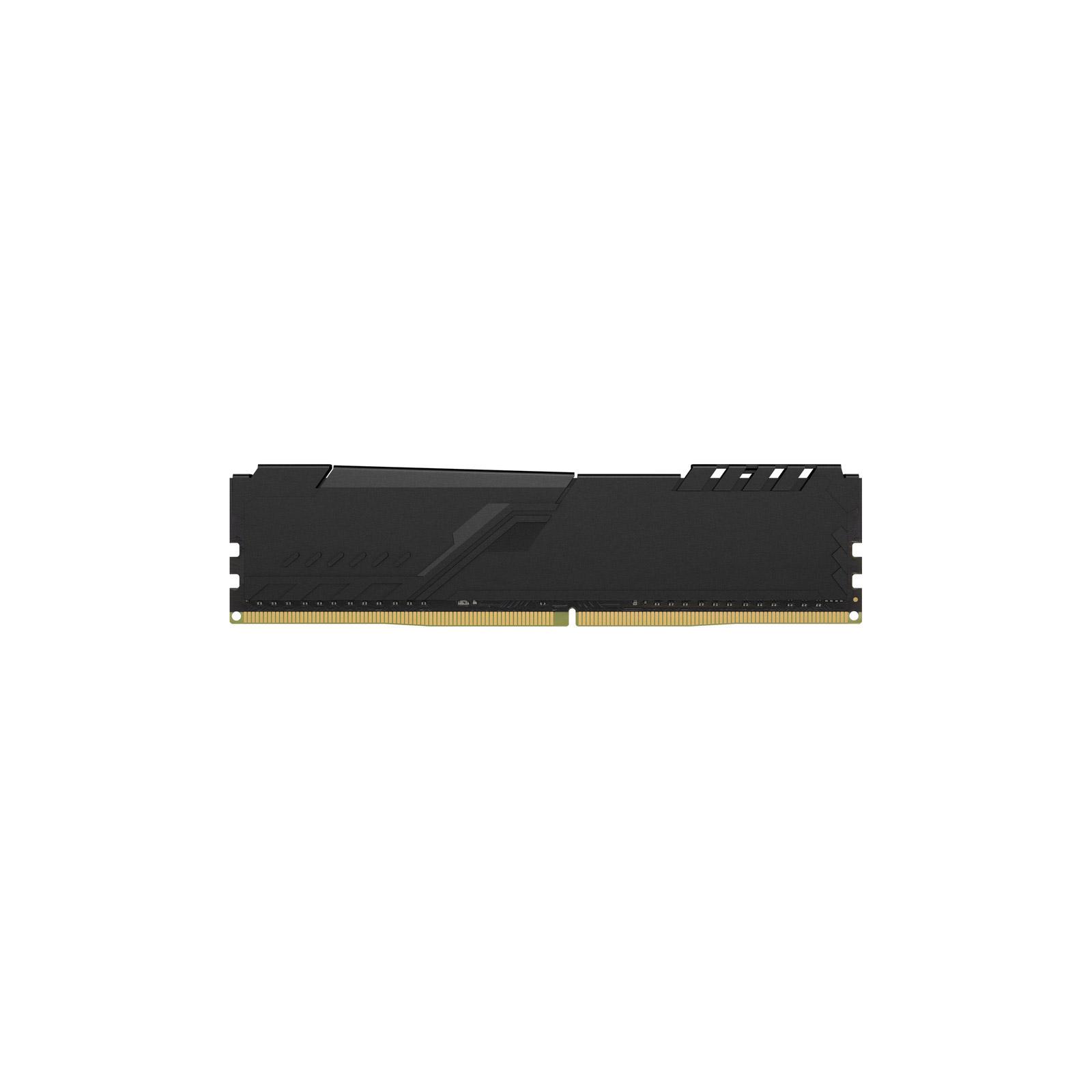 Модуль пам'яті для комп'ютера DDR4 16GB 3200 MHz Fury Black Kingston (HX432C16FB4/16) зображення 3