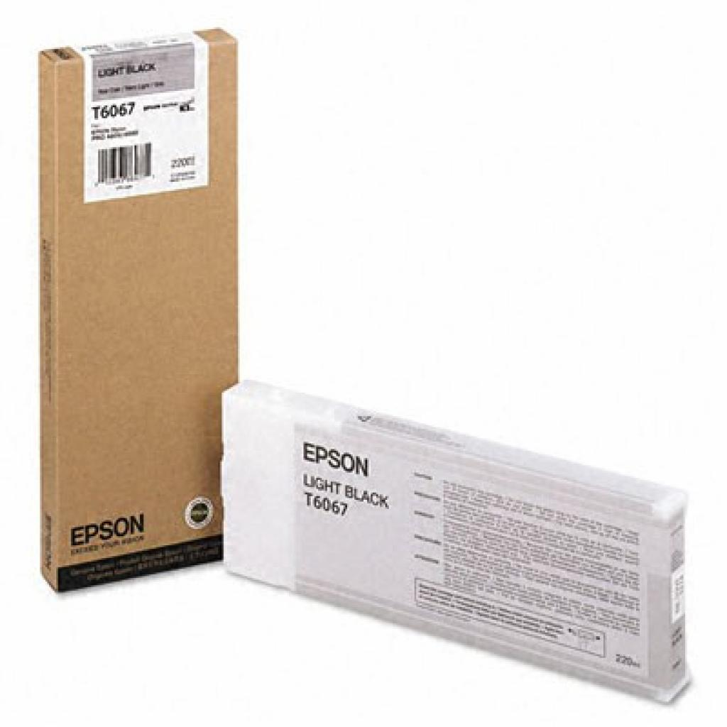 Картридж EPSON St Pro 4800/4880 light black (C13T606700)