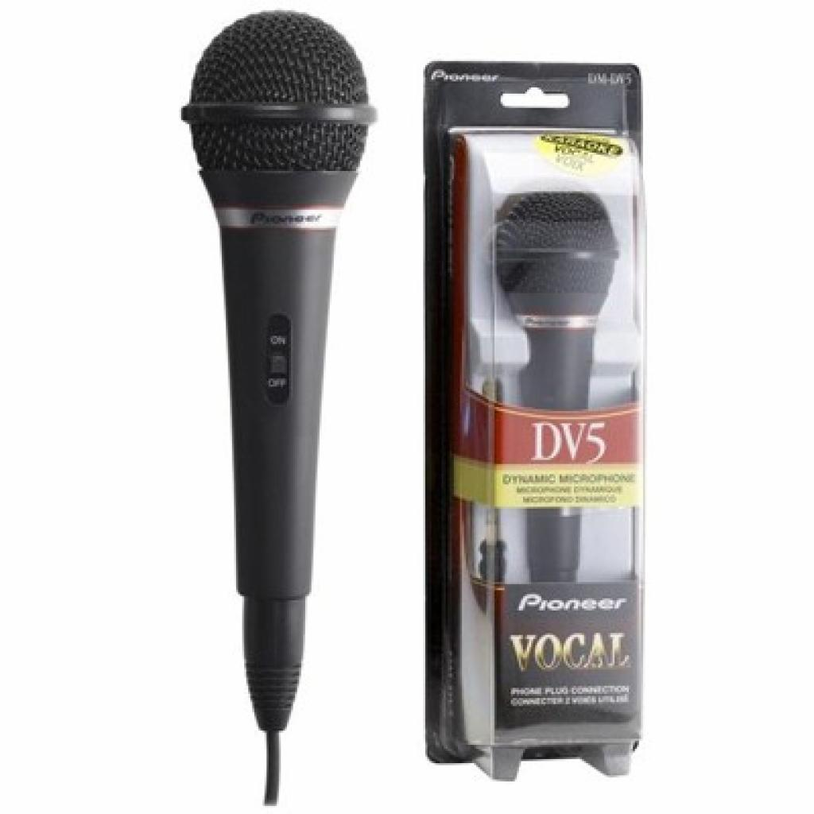 Микрофон Pioneer DM-DV5