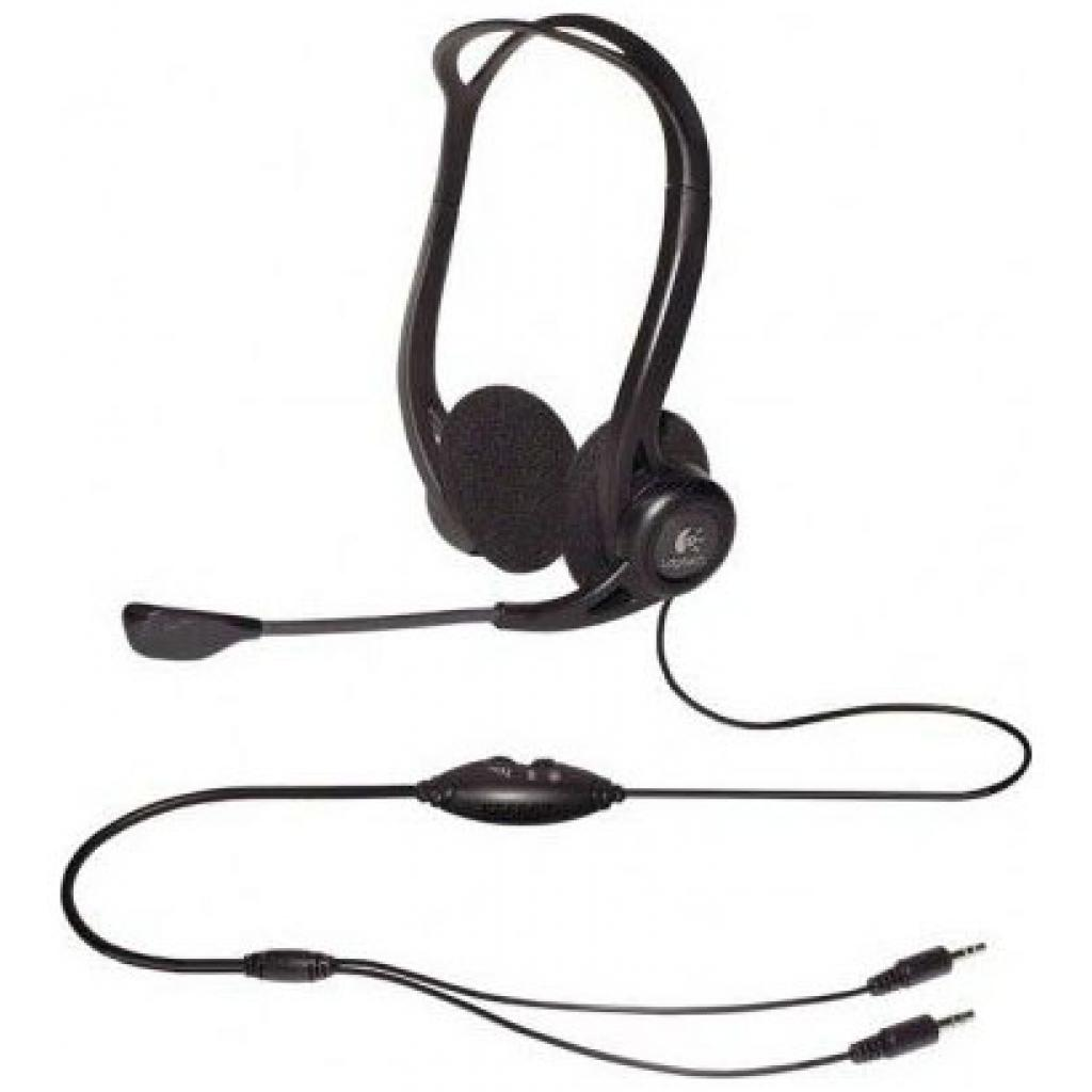 Наушники Logitech PC 860 Stereo Headset (981-000094)