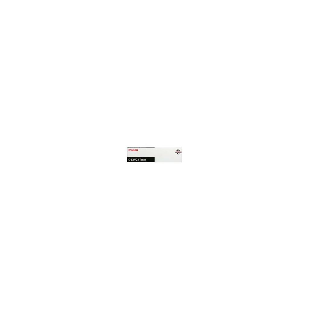 Тонер Canon C-EXV22 black (1872B002)