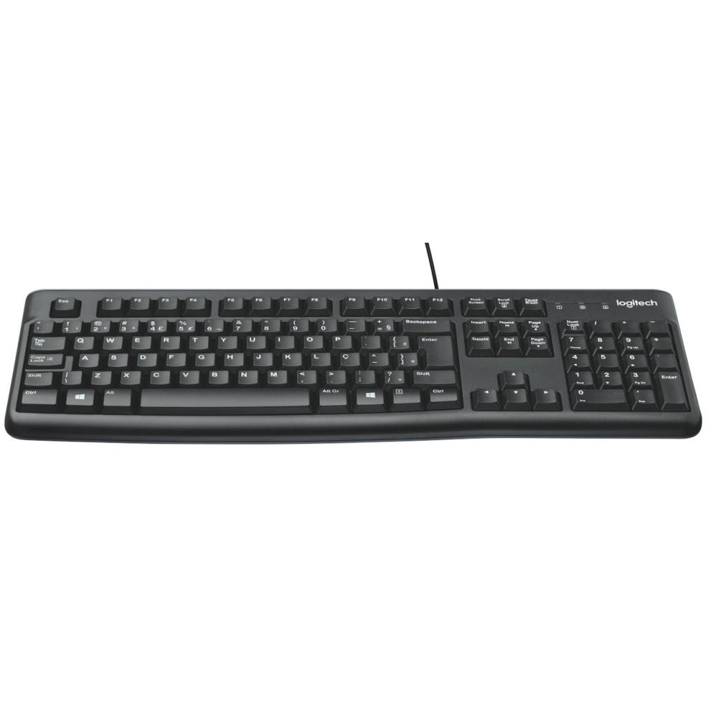Клавиатура Logitech K120 Ru (920-002506) изображение 2