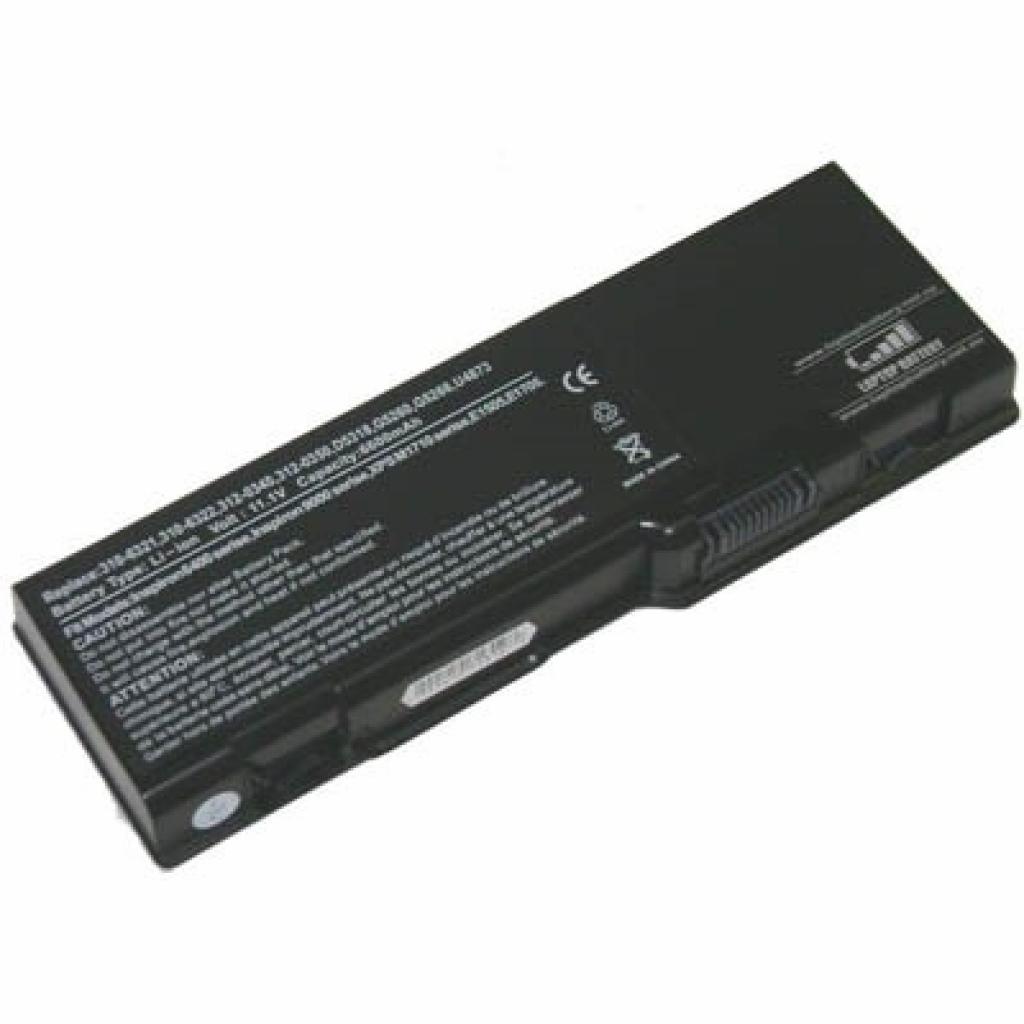 Аккумулятор для ноутбука Dell GD761 Inspiron 6400h (GD761 O 53)