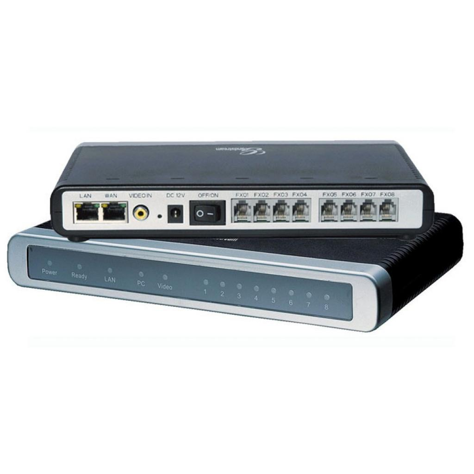 VoIP-шлюз Grandstream GXW4108 изображение 2