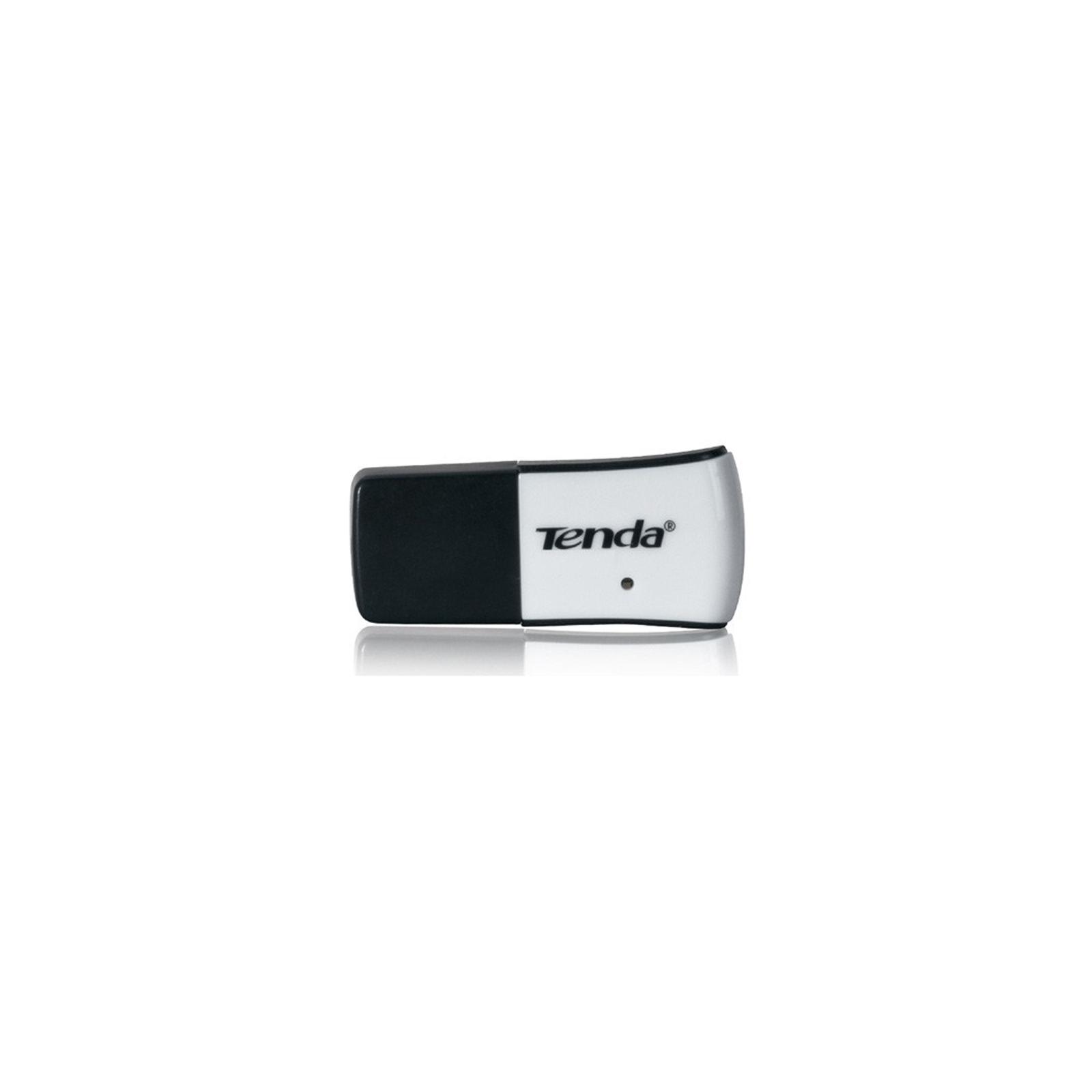 Сетевая карта Wi-Fi TENDA Nano (W311M) изображение 4