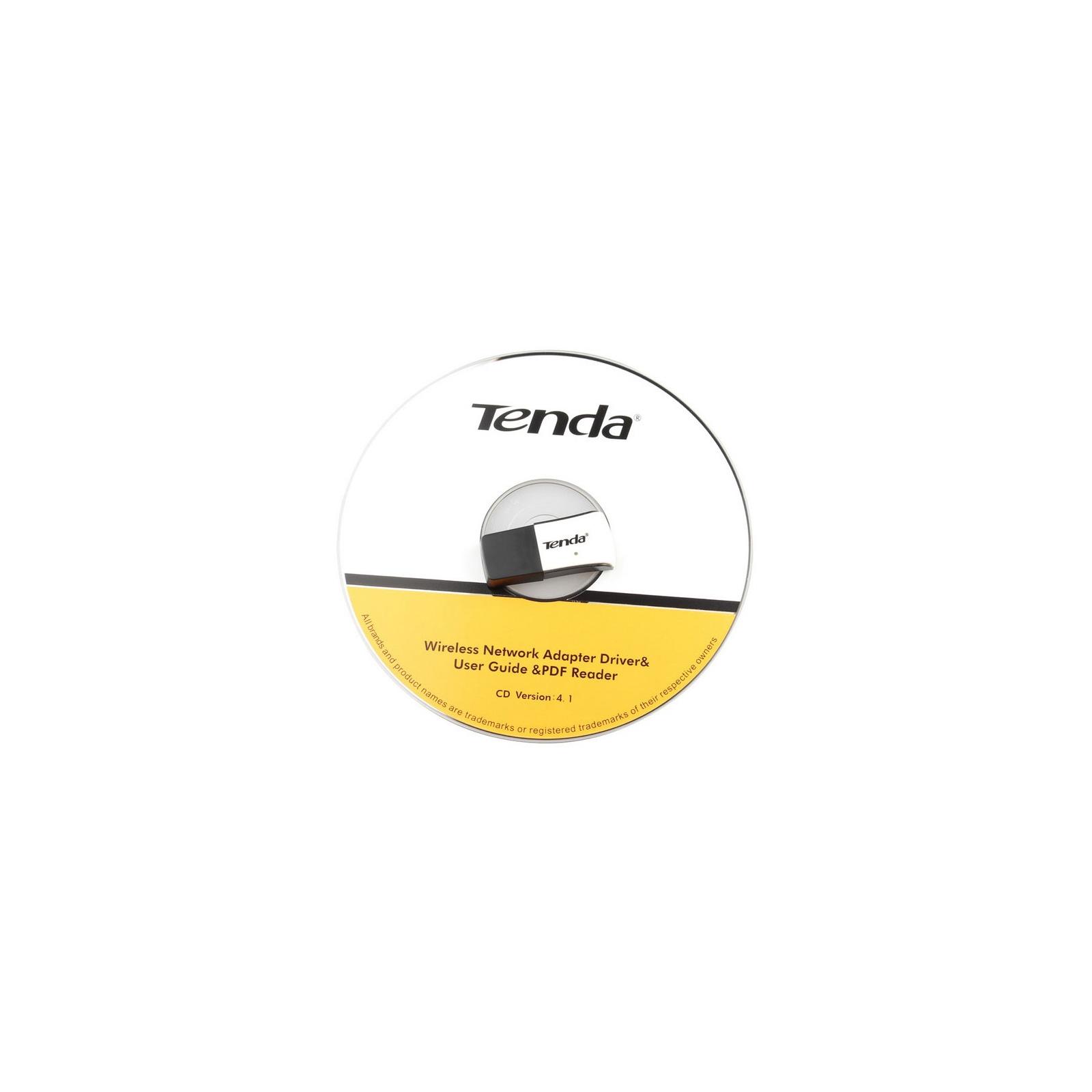 Сетевая карта Wi-Fi TENDA Nano (W311M) изображение 8