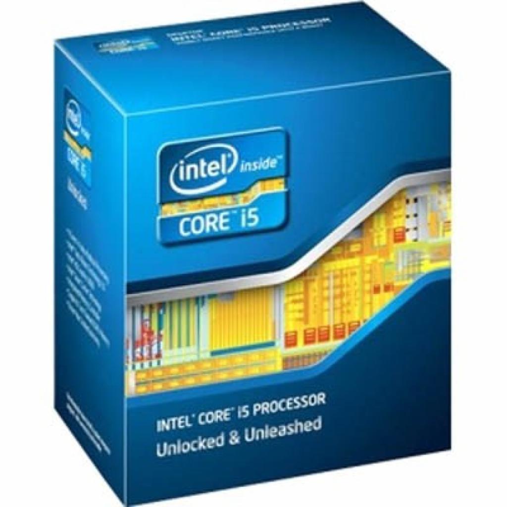 Процессор INTEL Core™ i5 3470 (BX80637I53470)