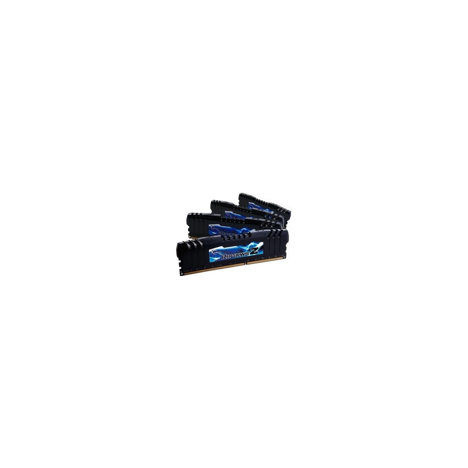 Модуль памяти для компьютера DDR3 32GB (4x8GB) 2133 MHz G.Skill (F3-2133C9Q-32GZH)