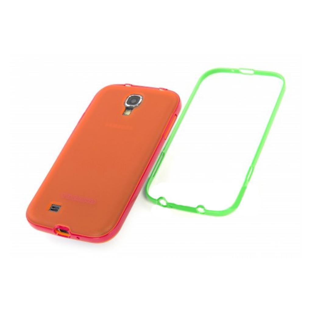 Чехол для моб. телефона Tucano для Samsung Galaxy S4 /Riva Orange (SG4RI-O) изображение 2