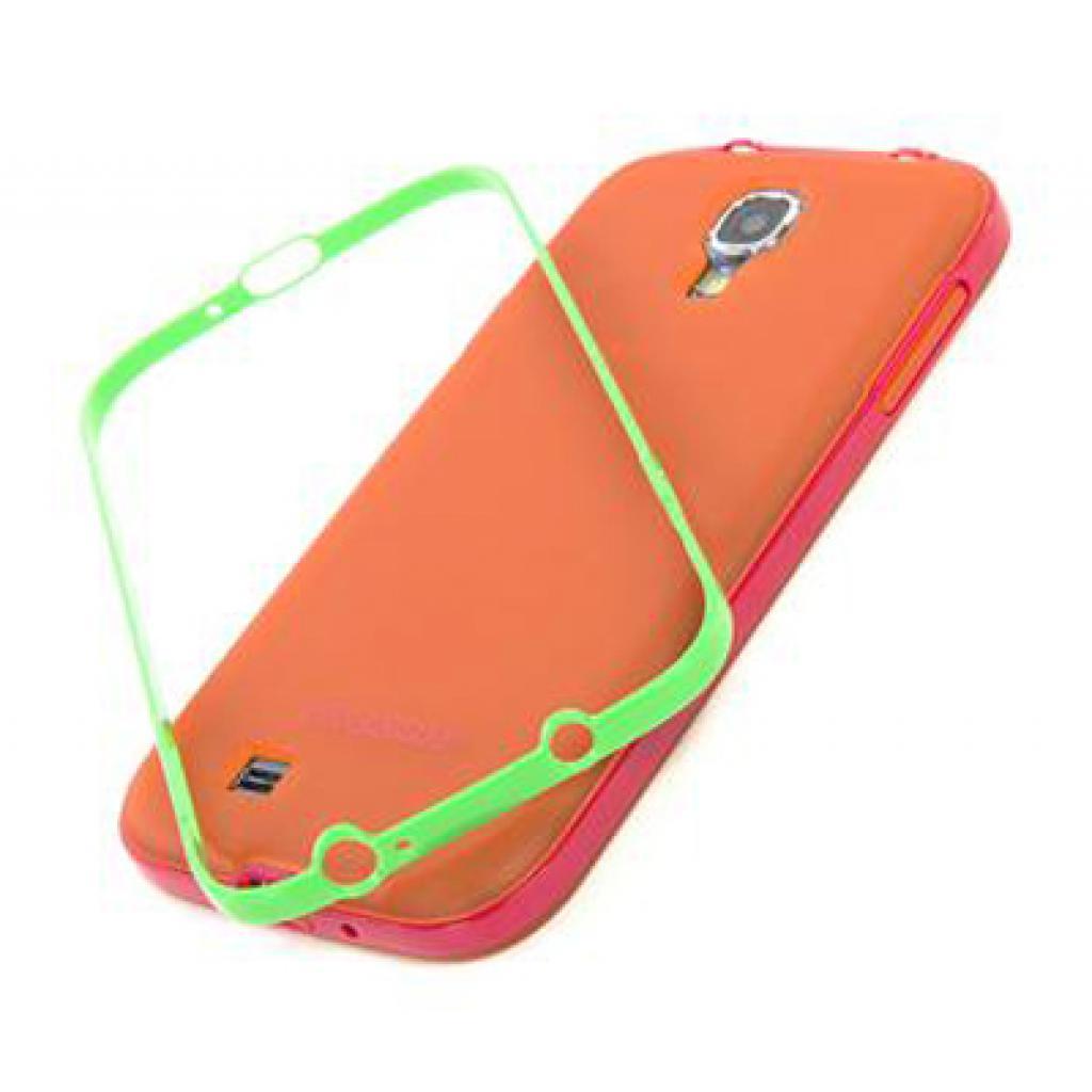 Чехол для моб. телефона Tucano для Samsung Galaxy S4 /Riva Orange (SG4RI-O)