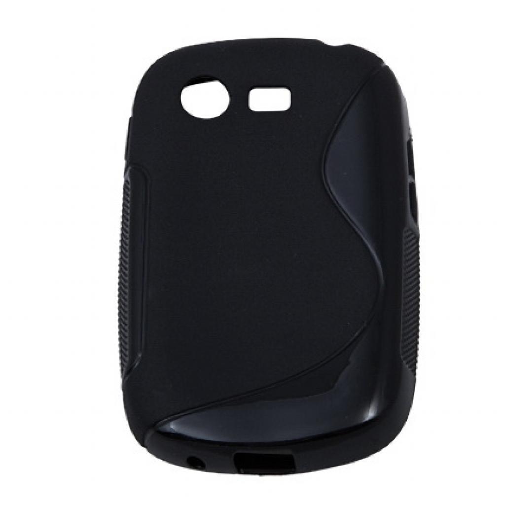Чехол для моб. телефона Drobak для Samsung S5282 Galaxy Star /Elastic PU/Black (215215)