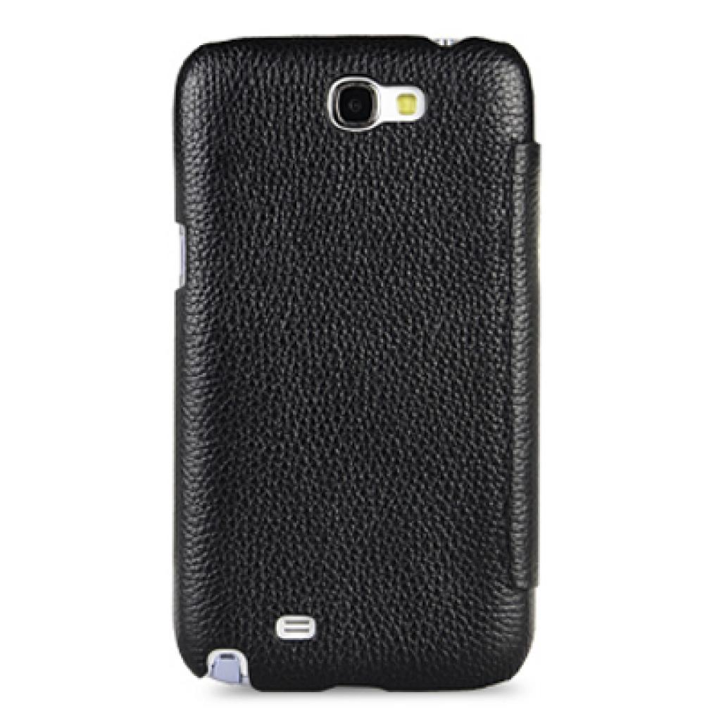 Чехол для моб. телефона Melkco для Samsung N7100 Galaxy Note 2 black Book Type (SSNO71LCFB2BKLC) изображение 2