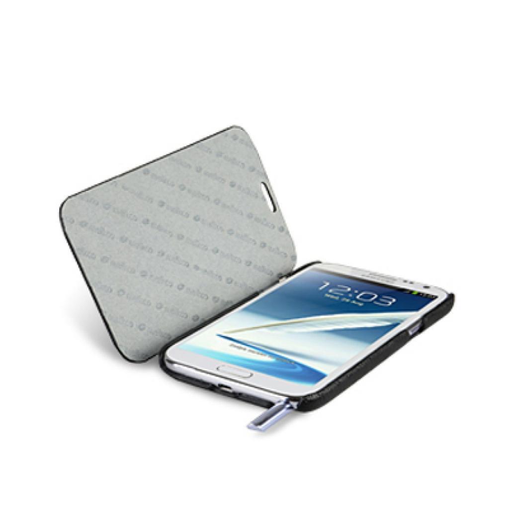 Чехол для моб. телефона Melkco для Samsung N7100 Galaxy Note 2 black Book Type (SSNO71LCFB2BKLC) изображение 5