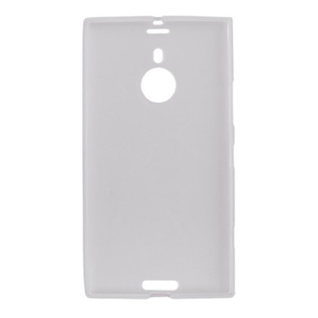 Чехол для моб. телефона Drobak для Nokia 1520 Lumia /ElasticPU/WhiteClear (216393) изображение 2