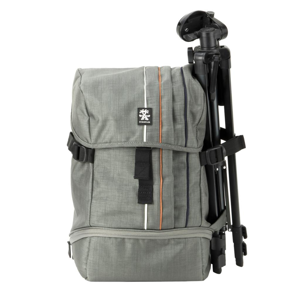 Рюкзак для фототехники Crumpler Jackpack Half Photo System Backpack /dull black (JPHSBP-001) изображение 11