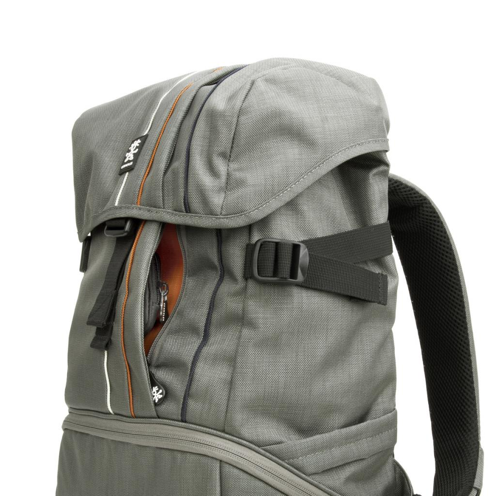 Рюкзак для фототехники Crumpler Jackpack Half Photo System Backpack /dull black (JPHSBP-001) изображение 12