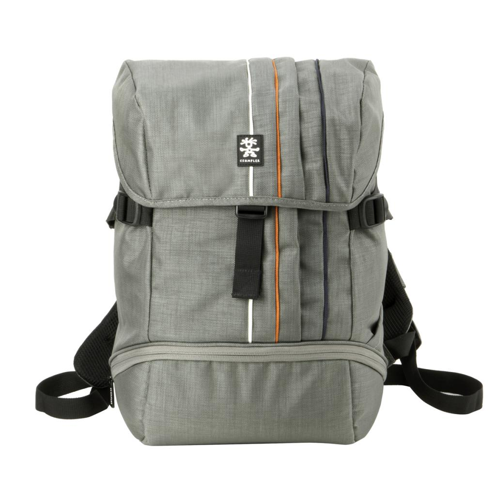 Рюкзак для фототехники Crumpler Jackpack Half Photo System Backpack /dull black (JPHSBP-001) изображение 8