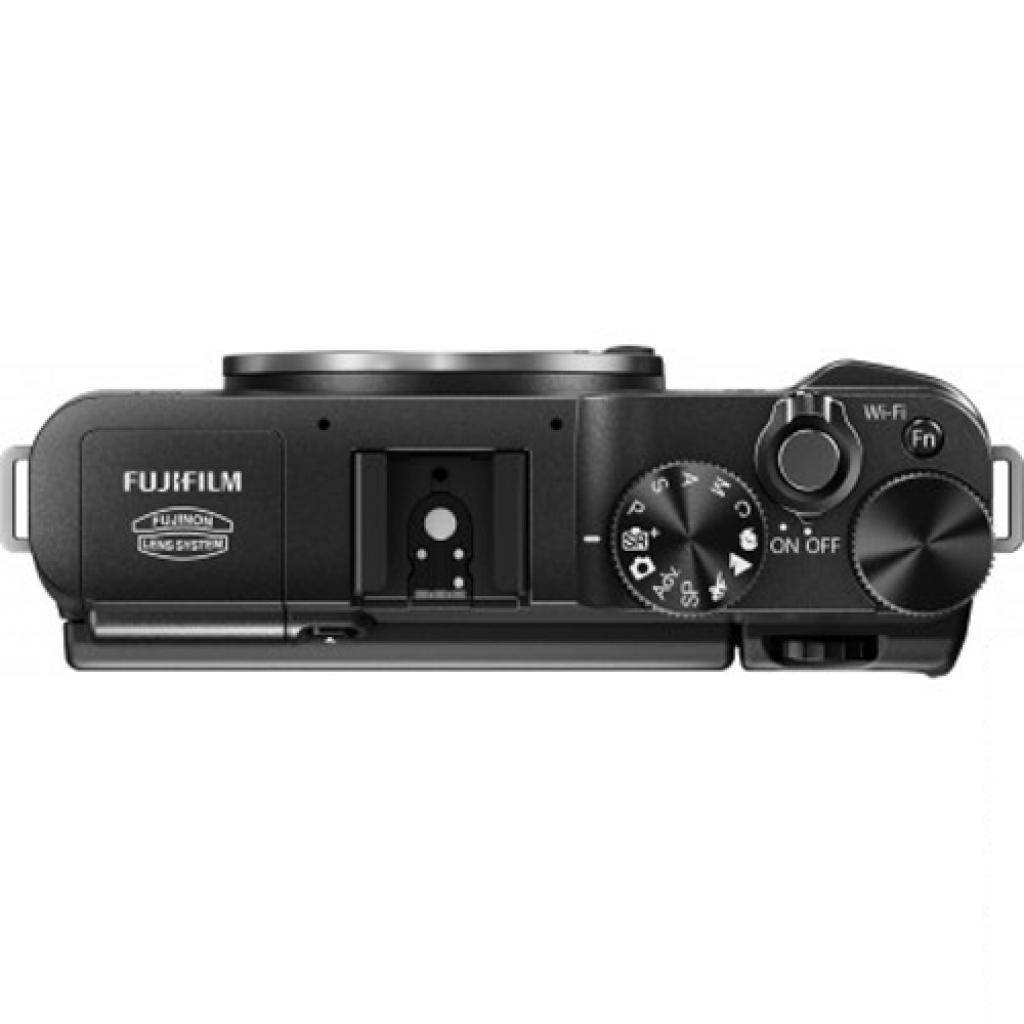 Цифровой фотоаппарат Fujifilm FinePix X-M1 body black (16389965) изображение 3