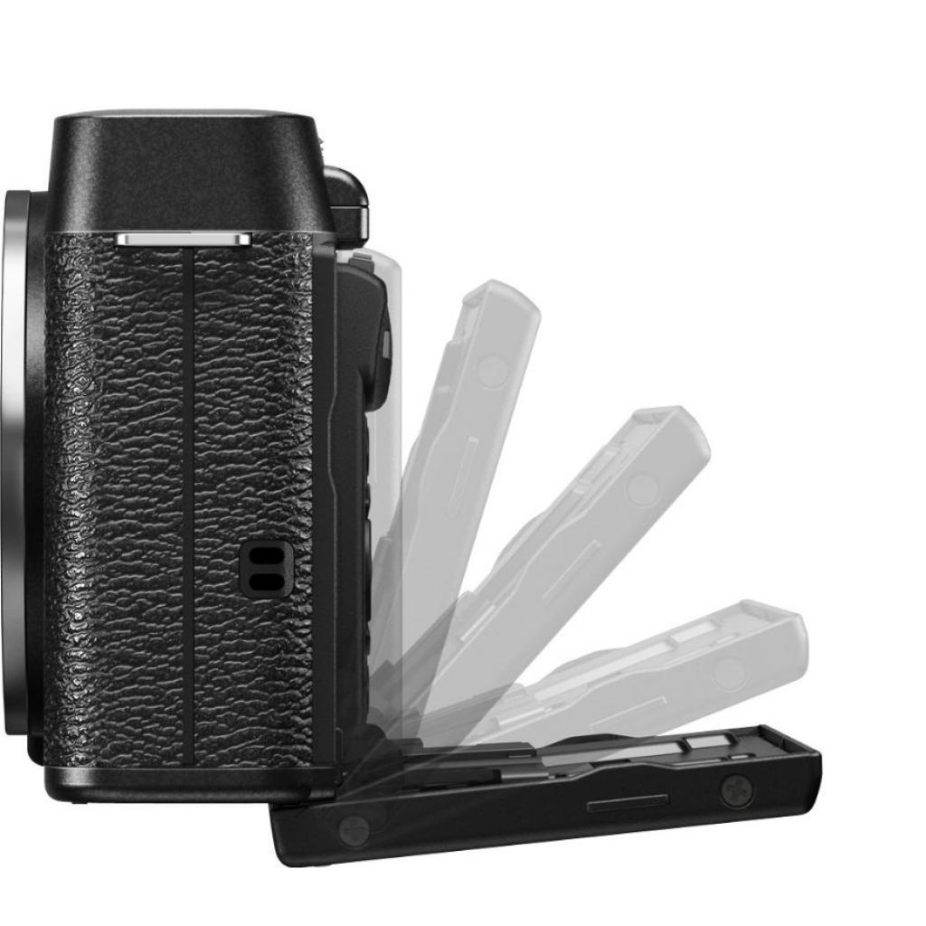 Цифровой фотоаппарат Fujifilm FinePix X-M1 body black (16389965) изображение 4