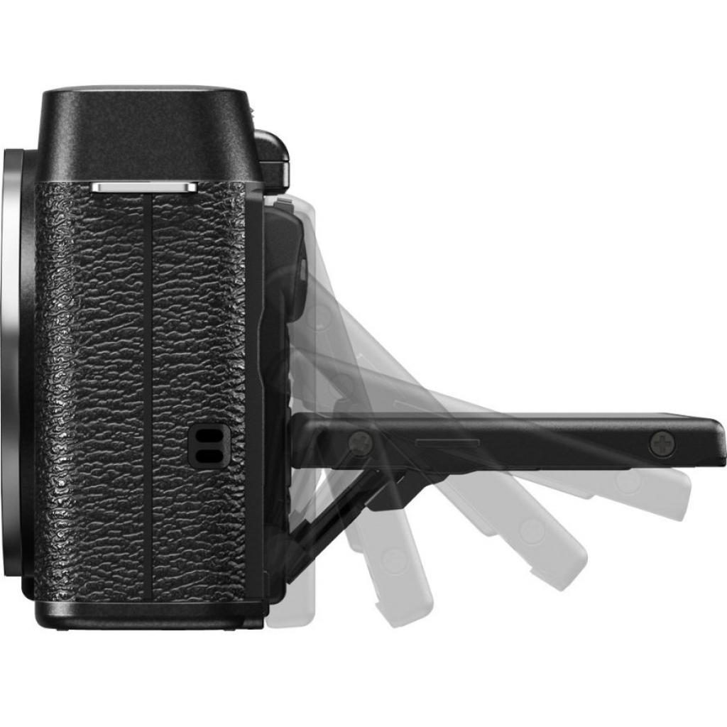 Цифровой фотоаппарат Fujifilm FinePix X-M1 body black (16389965) изображение 5