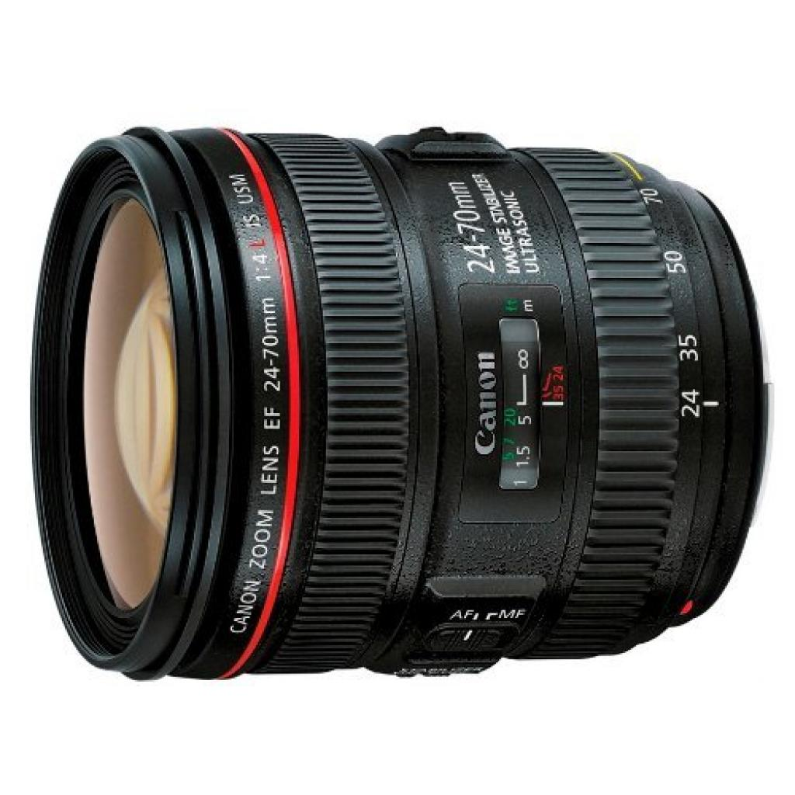 Объектив Canon EF 24-70 F4L IS USM изображение 2