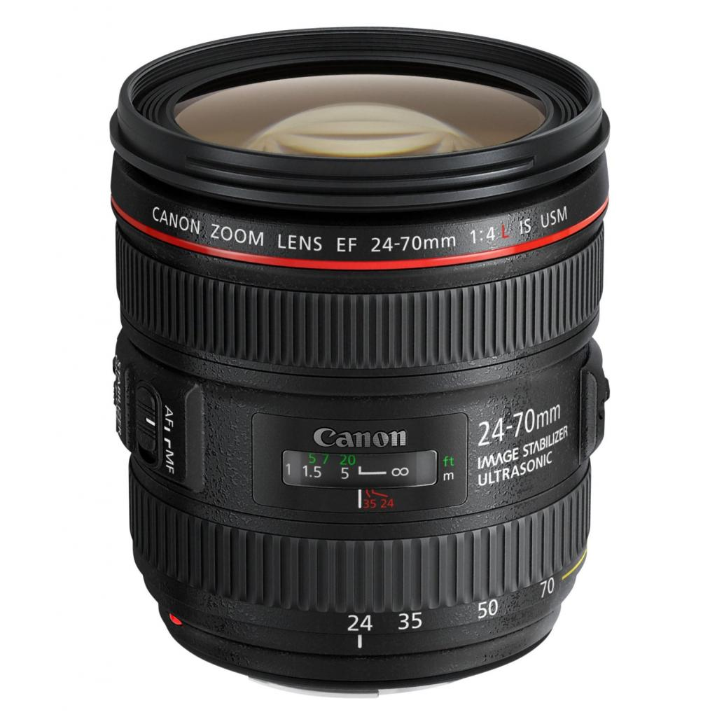 Объектив Canon EF 24-70 F4L IS USM
