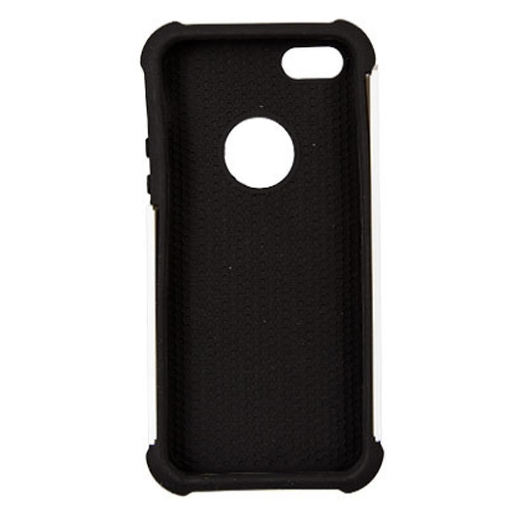 Чехол для моб. телефона Drobak для Apple Iphone 5/Anti-Shock/White (210266) изображение 3