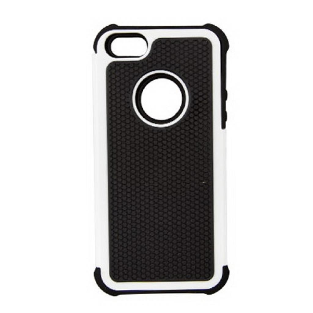Чехол для моб. телефона Drobak для Apple Iphone 5/Anti-Shock/White (210266)