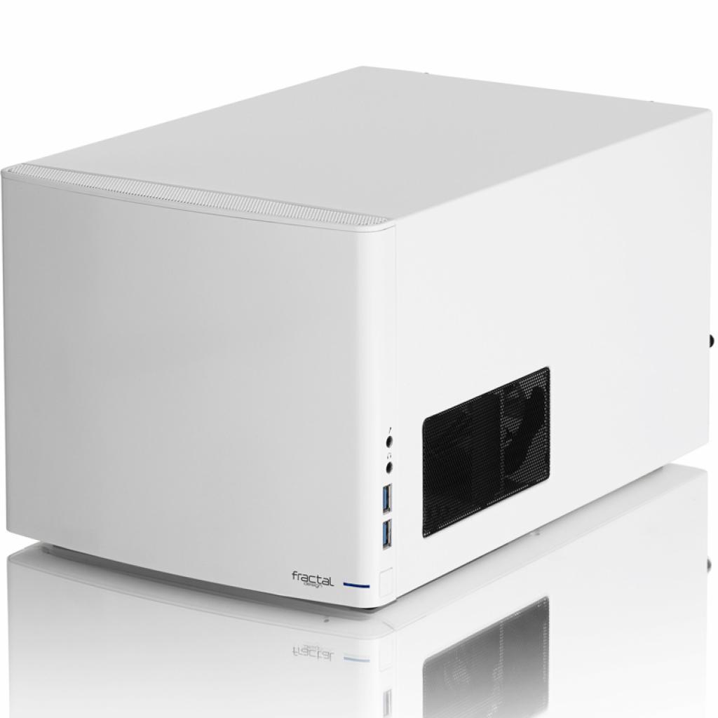 Корпус Fractal Design Node 304 White (FD-CA-NODE-304-WH) изображение 2