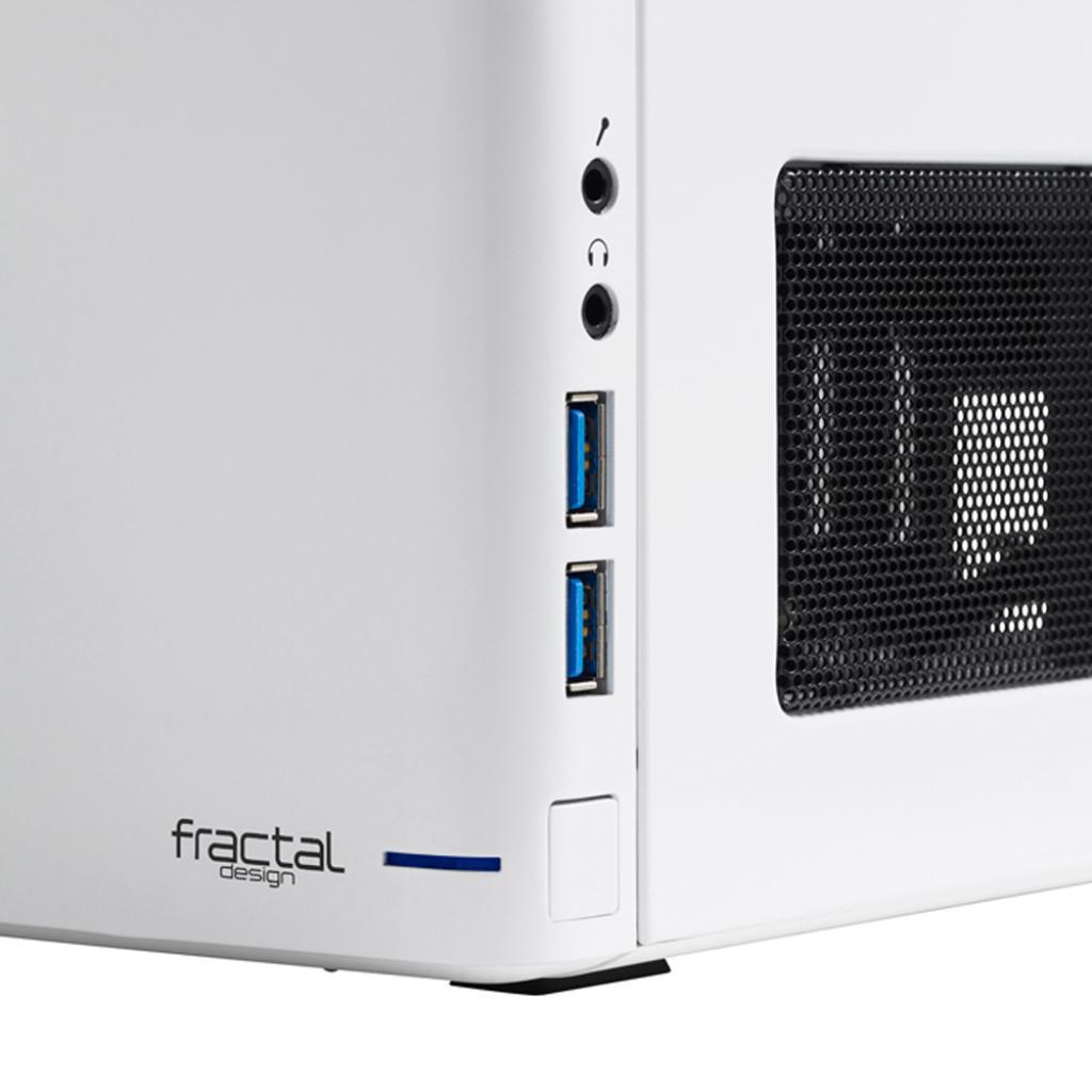 Корпус Fractal Design Node 304 White (FD-CA-NODE-304-WH) изображение 4